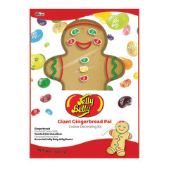 JELLY BELLY - GINGERBREAD PAL - 10.5OZ