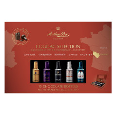 ANTHON BERG - 15PC COGNAC COLLECTION - 8.11OZ