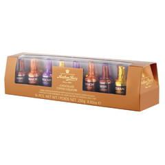 ANTHON BERG ASSORTED CHOCOLATE COFFEE LIQUEURS 16 PC 8.8 OZ BOX