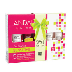 ANDALOU - 1000 ROSES GET START - KIT 5PKTS - 6/CS
