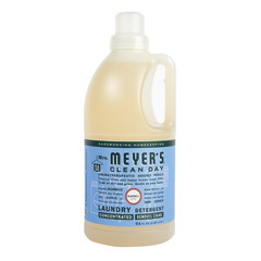 MRS.MEYERS - 2X - LDRY - DTRG 64LOAD - BLUEBELL - 64OZ