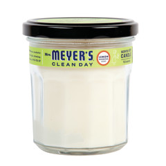 MRS. MEYER'S LEMON VERBENA SOY CANDLE 7.2 OZ JAR