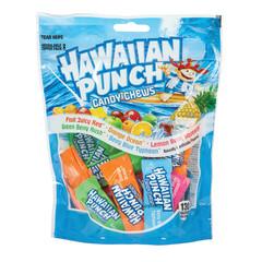 HAWAIIAN PUNCH CHEWS 8.75 OZ PEG BAG