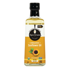 SPECTRUM - SUNFLOWER OIL HIGH HEAT ORG REFIN - 16OZ