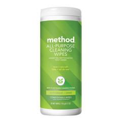 METHOD - ALL - PRPS - CLEA - WIPE LIME&SEA - SLT - 6.17OZ