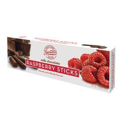 MILK CHOCOLATE RASPBERRY JELLY STICKS 10.5 OZ BOX