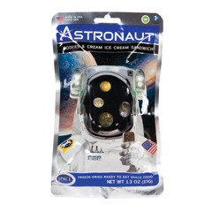 ASTRONAUT ICE CREAM COOKIES AND CREAM ICE CREAM SANDWICH 1.1OZ