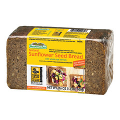 MESTMACHER SUNFLOWER SEED BREAD 17.6 OZ