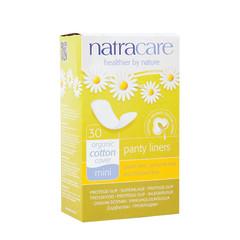 NATRACARE - MINI PANTY LINERS - 30PCS