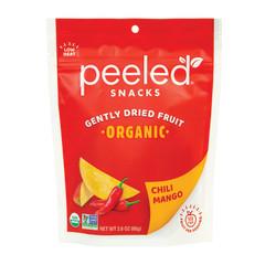 PEELED SNACKS CHILI MANGO 2.8 OZ PEG BAG