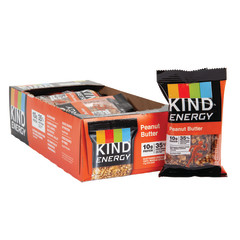 KIND - ENERGY BAR - PEANUT BUTTER - 2.12OZ