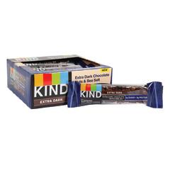KIND EXTRA DARK CHOCOLATE BAR 1.4 OZ