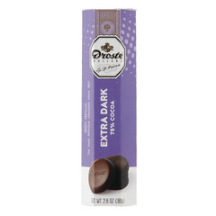 DROSTE EXTRA DARK CHOCOLATE PASTILLES 2.8 OZ