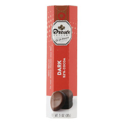 DROSTE DARK CHOCOLATE PASTILLES 3 OZ