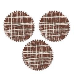 NASSAU CANDY MILK CHOCOLATE COOKIES & CREME CUP O' CHOCOLATE
