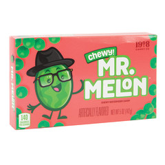MR. MELON CHEWY 5 OZ THEATER BOX