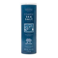 DIVINA COARSE SEA SALT 26.4 OZ SHAKER