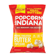 POPCORN INDIANA MOVIE THEATER BUTTER POPCORN 4.75 OZ BAG