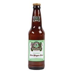 BEDFORD DIET GINGER BEER 12 OZ BOTTLE