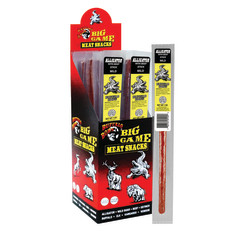 BUFFALO BOB ALLIGATOR BEEF JERKY 1 OZ STICK