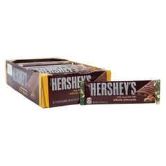 HERSHEY'S MILK CHOCOLATE WITH ALMONDS 1.45 OZ BAR
