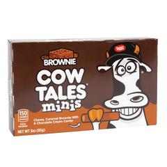 COW TALES MINI CHOCOLATE BROWNIE THEATER BOX