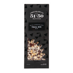5150 CHOCOLATE COMPANY MILK CHOCOLATE TRAIL MIX 1.8 OZ BAR *FL DC ONLY*