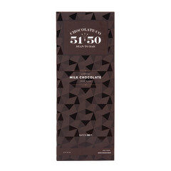 5150 CHOCOLATE COMPANY MILK CHOCOLATE HOUSE BLEND 1.8 OZ BAR *FL DC ONLY*