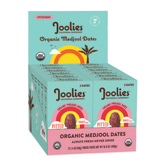 JOOLIES - PITTED ORG DATES SNACK PK - 1.4OZ