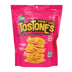 PRIME PLANET TOSTONES SWEET CHILI 3.53 OZ POUCH