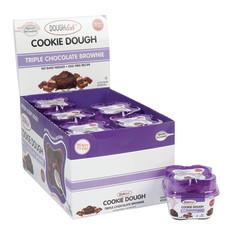 DOUGHLISH COOKIE DOUGH TRIPLE CHOCOLATE BROWNIE