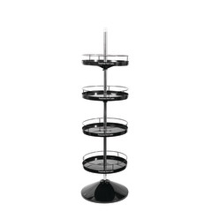 PENNSYLVANIA DUTCH CANDIES 4 TIER ROUND DISPLAY RACK