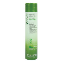 GIOVANNI - AVOCADO & OLIVE BODY WASH - 10.5OZ