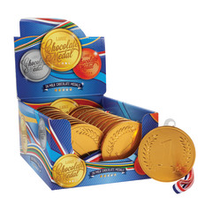FORT KNOX CHOCOLATE MEDALLIONS 0.8 OZ