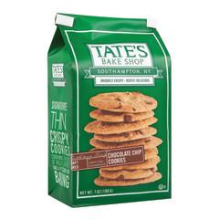 TATE'S CHOCOLATE CHIP COOKIES 7 OZ BAG