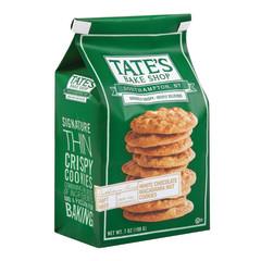 TATE'S WHITE CHOCOLATE MACADAMIA NUT COOKIES 7 OZ BAG