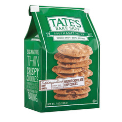 TATE'S CHOCOLATE CHIP WALNUT COOKIES 7 OZ BAG