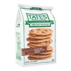 TATE'S GLUTEN FREE CHOCOLATE CHIP COOKIES 7 OZ BAG