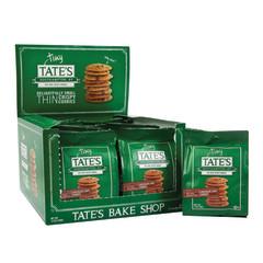 TATE'S TINY CHOCOLATE CHIP COOKIES 1 OZ BAG