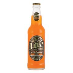 HANK'S ORANGE CREAM SODA 12 OZ BOTTLE