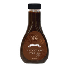 CHOCZERO SUGAR FREE CHOCOLATE SYRUP 12 OZ BOTTLE