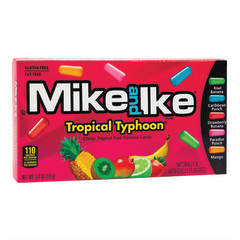 MIKE AND IKE TROPICAL TYPHOON 5 OZ THEATER BOX