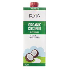 KOITA ORGANIC COCONUT BEVERAGE 33.8 OZ TETRA PACK