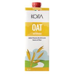 KOITA OAT BEVERAGE 33.8 OZ TETRA PACK