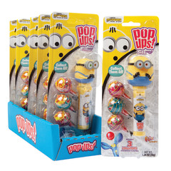 POP UPS MINIONS 1.26 OZ BLISTER PACK