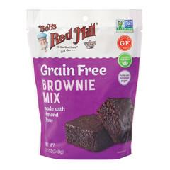 BOB'S RED MILL GRAIN FREE BROWNIE MIX 12 OZ PEG BAG