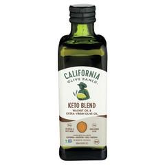CALIFORNIA OLIVE RANCH WALNUT & EXTRA VIRGIN OLIVE OIL KETO BLEND 16.9 OZ BOTTLE
