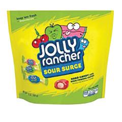 JOLLY RANCHER SOUR SURGE 13 OZ POUCH