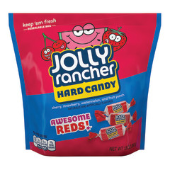 JOLLY RANCHER AWESOME REDS 13 OZ POUCH