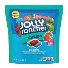 JOLLY RANCHER ORIGINAL FRUIT CHEWS 13 OZ POUCH